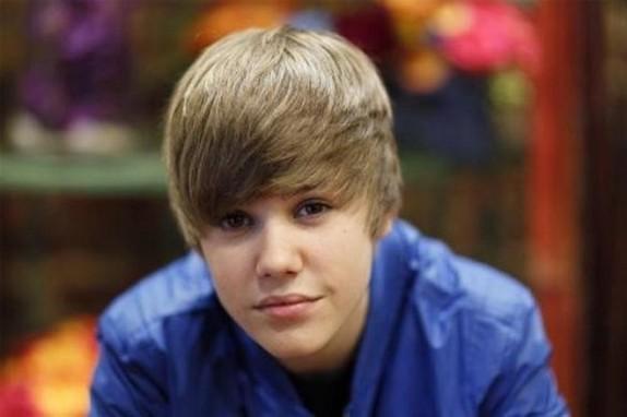 6- Justin Bieber
