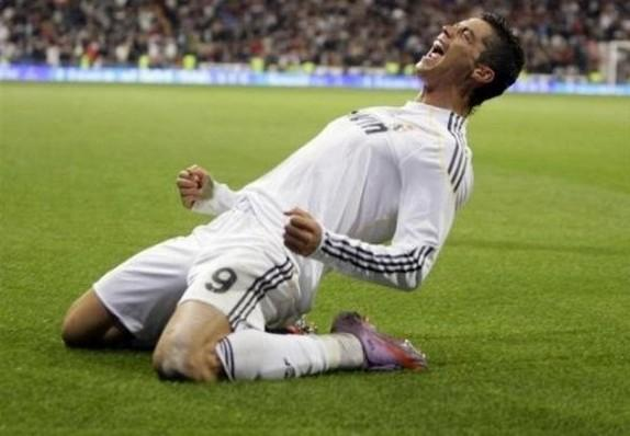 5- Cristiano Ronaldo