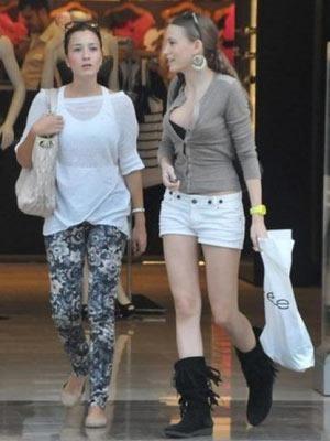 Alışverişe böyle çıkıyorlar - 9
