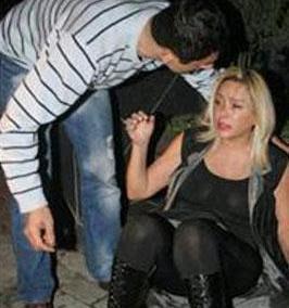 Kimbilir kaç kez basında alkol yüzünden kendini kaybetmiş görüntüleri yayınlandı.