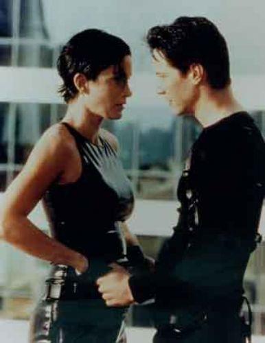Matrix Reloaded Tüm dünyada milyonlarca hayranı olan filmde Keanu Reeves ve Carrie-Ann Moss'un rol aldığı aşk sahnesi de pek beğenilmedi.
