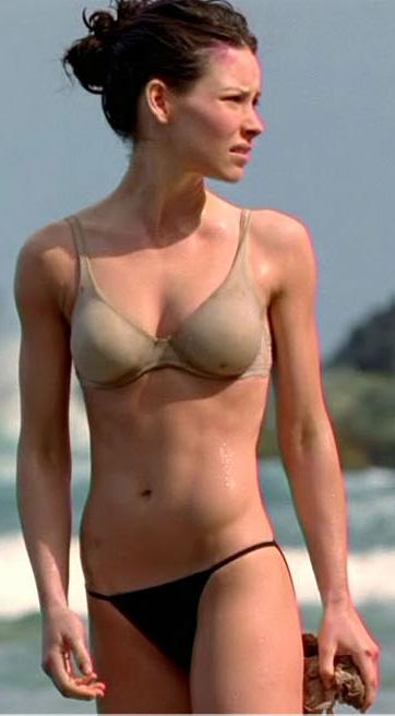 Lost dizisinin ünlü oyuncusu Evangeline Lilly 1979 doğumlu ve güzelliğinin zirvesinde...