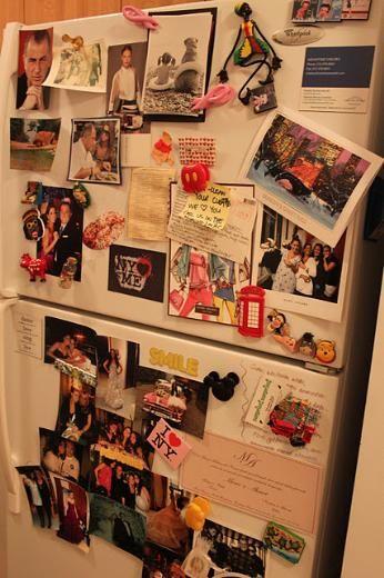 Buzdolabım hayatımın yarısını anlatıyor diyebilirim