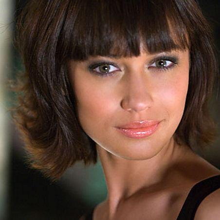 Ukraynalı aktris ve model Olga Kurylenko