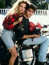 """Preston, """"George beni Harley motosikletiyle kandırmıştı. İlişkimiz bir yıl sürdü ama her şeyi yaşadık"""" diyor."""