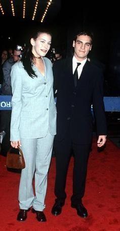 """Tyler, """"Joaquin'i ikinci görüşümde aşık oldum"""" diyor. Ancak bu tutkulu aşk sadece bir yıl sürdü."""