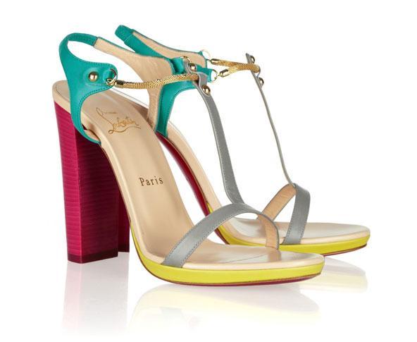 Neon ayakkabılar - 1