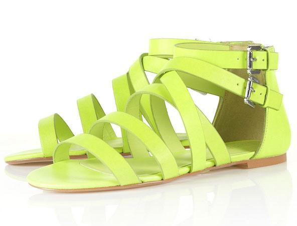 Neon ayakkabılar - 34