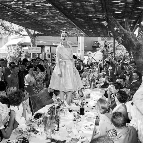 1958: Jeanne Moreau
