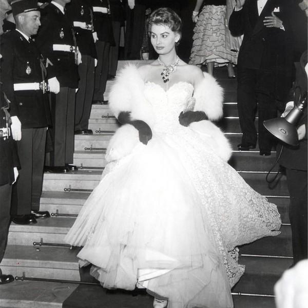 1955: Sophia Loren