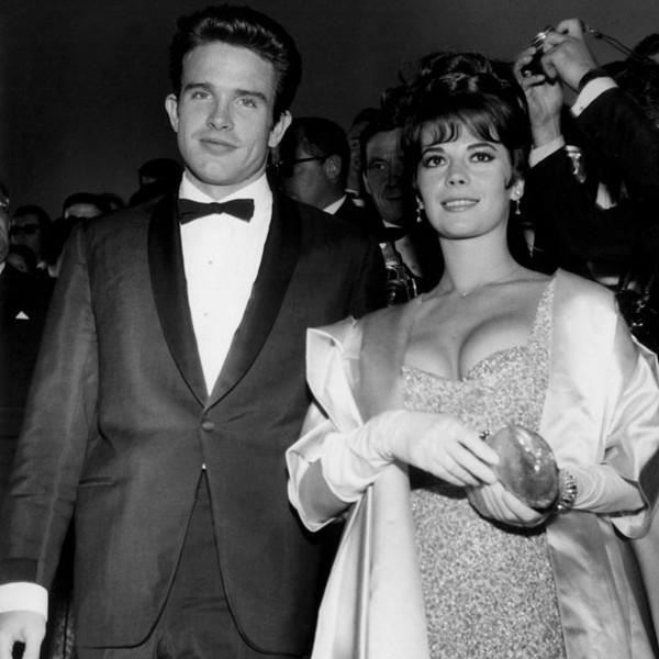 1962: Warren Beatty ve Natalie Wood
