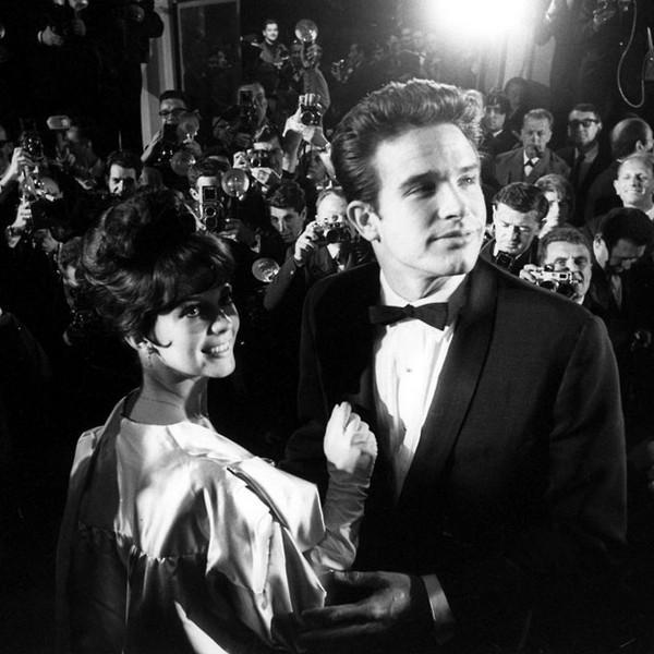 1963:Natalie Wood ve Warren Beatty