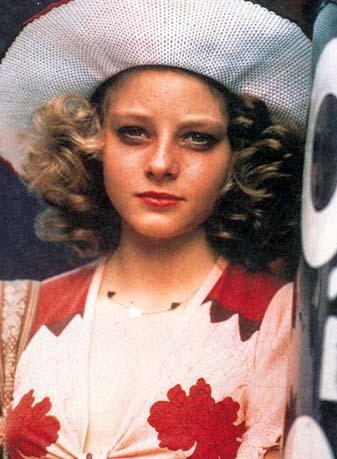 Jodie Foster (Taxi Driver/Taksi Şoförü). Foster bu rolü oynadığında sadece 14 yaşındaydı.