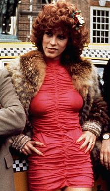 Jamie Lee Curtis (Trading Places /Takas)