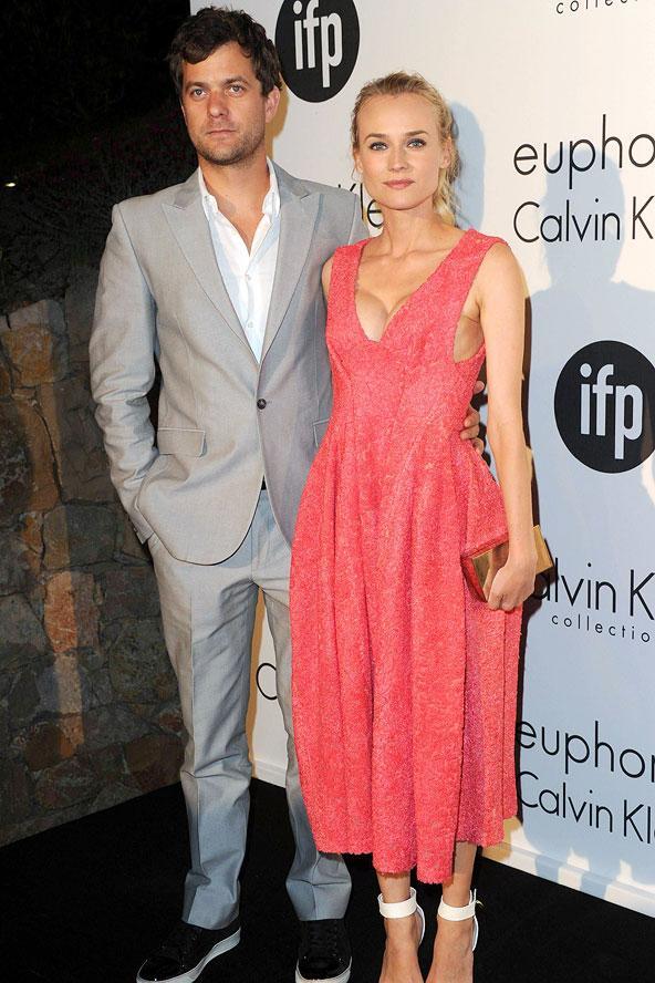 Diane Kruger ve Joshua Jackson