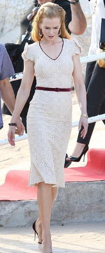 Kidman daha sonra da programda filmle ilgili yöneltilen soruları yanıtladı.