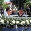 Melisa Eliyeşil ile Charles von Faber Castell evle - 5