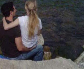 Ünsal bir dönem Murat Han ile aşk yaşamıştı.