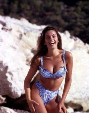 Kaymaz, 1992 yılında Türkiye güzeli seçildi.