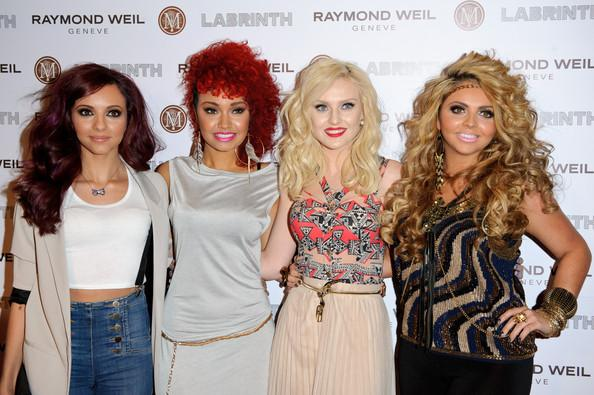 Jade Thirwell, Leigh-Anne Pinnock, Perrie Edwards ve Jesy Nelson
