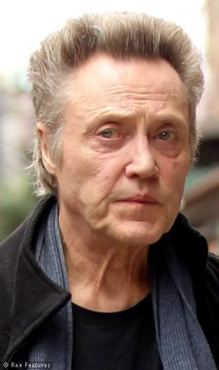 Christopher Walken da gözleri farklı renkte olan ünlülerden...