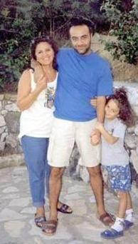 İlk evliliğini Sanem Hanım ile yaptı Erdoğan. Bu evlilikten Berfin adında bir kızı oldu.