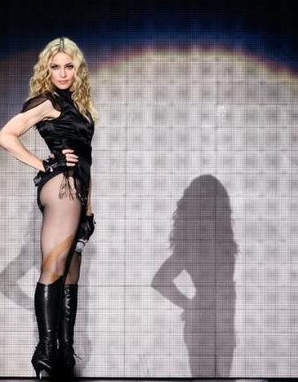 1958 doğumlu Madonna yıllara meydan okuyan kadınların en çarpıcı örneği.