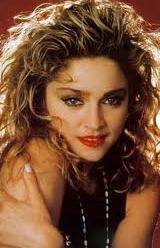 Madonna'nın gençlik yıllarından.