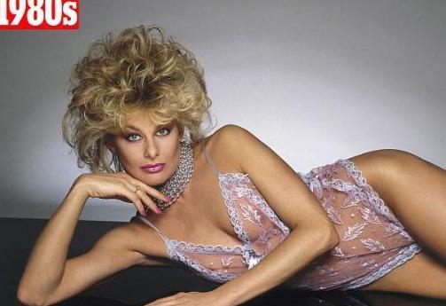 Henüz 22 yaşındayken üçüncü sayfa güzeli olan Johnson, tam 30 yıl önce mankenliğini yaptığı firmanın tanıtımı için yeniden objektif karşısına geçti