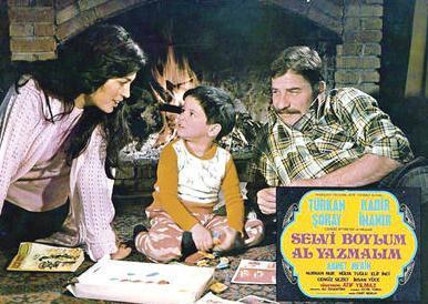 Türkan Şoray, Kadir İnanır ve Ahmet Mekin filmin başrollerini paylaşıyordu. Dizi 7 Haziran'da final yaptı.