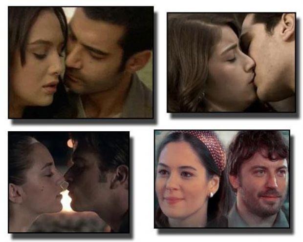 Onlar pek çoğumuz için televizyonu açma sebebi... Kimi evli, kimi bekar, kimi umutlu, kimi umutsuz ama hepsi tutkulu... İşte beyazcamın Leyla ile Mecnun'ları, Ferhat ile Şirin'leri, Romeo ve Jüliet'leri...