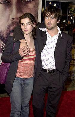 Ama evlilik dövme kadar uzun ömürlü olmadı. Farrell ve Warner 4 ay sonra yolun sonuna geldiklerini anladı.