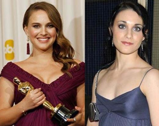 """Lane (sağda) çeşitli basın organlarına verdiği demeçlerde """"dans sahnelerinin çoğunda kendisinin oynadığını"""" ileri sürmüştü."""