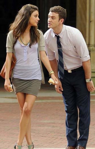 Friends For Benefit filminde rol alan Mila Kunis de sevişme sahnelerinde dublör kullandığını açıklamıştı.