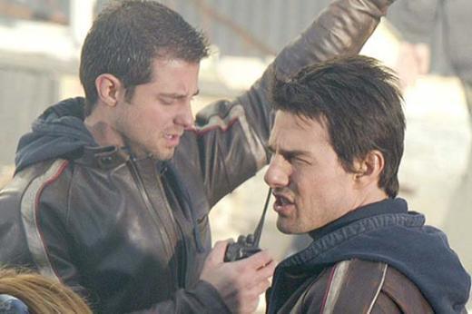 Tom Cruise ve Dünyalar Savaşı filmindeki dublörü