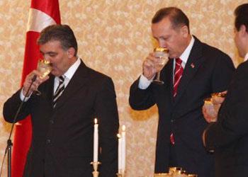 Abdullah Gül: Armut suyu.