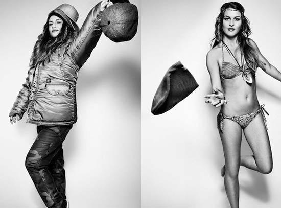 Markaların reklam ve kampanya savaşının geldiği son noktaysa yaratıcı olduğu kadar tepki çekecek bir girişim;  Hollandalı kadın giyim markası Stüssy Facebook üzerinde takipçi kazanmak için 'beğen' karşılığında bir kadının soyunmasını vaat ediyor.