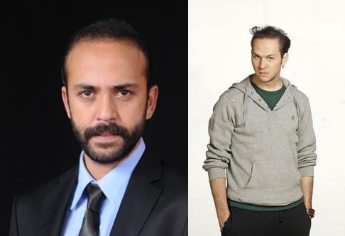 Öner Erkan ve Sarp Akkaya Öner Erkan ve Sarp Akkaya 1980 yılında dünyaya geldi. Erkan fiziği nedeniyle daha genç görünüyor.