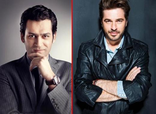 Engin Altan Düzyatan ve Murat Yıldırım Engin Altan Düzyatan da Murat Yıldırım da 1979 doğumlu. Yıldırım meslektaşından daha genç görünüyor.