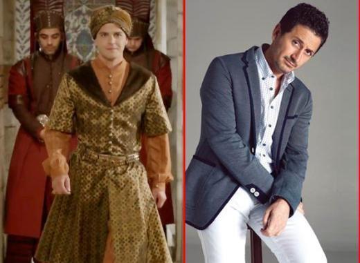 Murat Han ve Mehmet Günsür 1975 doğumulu. Ama Günsür meslektaşından daha genç görünüyor.