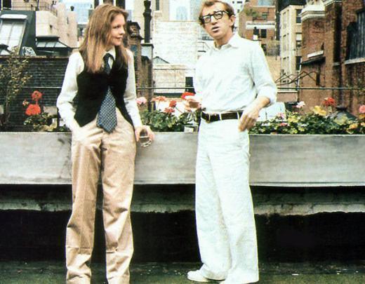 30. Annie Hall/Annie Hall (1977) Yönetmen: Woody Allen Oyuncular: Woody Allen, Diane Keaton, Tony Roberts