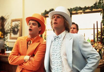 9. Dumb and Dumber/Salak ile Avanak (1994)