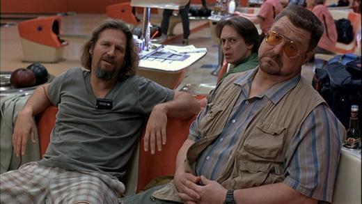 3. The Big Lebowski/Büyük Lebowski (1998) Yönetmen: Joel Coen, Ethan Coen Oyuncular: Jeff Bridges, John Goodman, Steve Buscemi, Julianne Moore