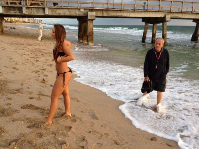 En tuhaf bikini fotoğrafları - 29