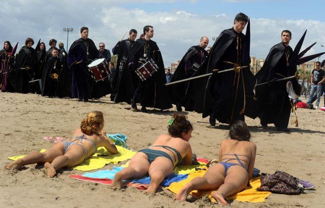 En tuhaf bikini fotoğrafları - 12