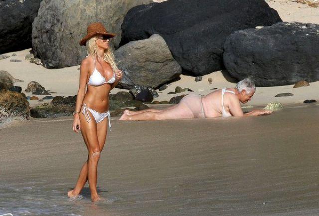 En tuhaf bikini fotoğrafları - 51