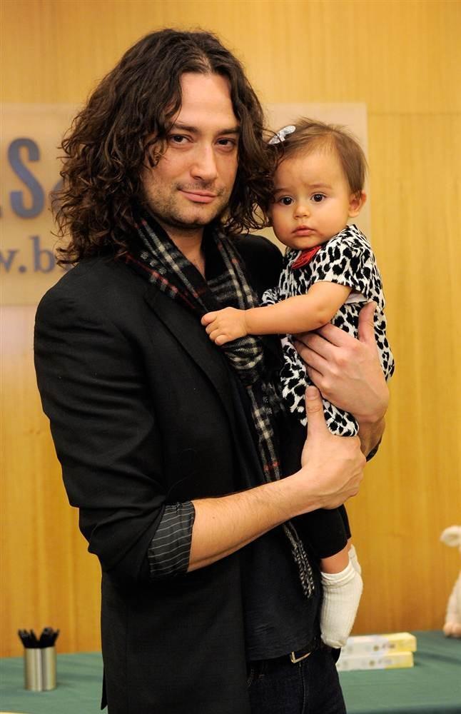 Peter Facinelli kızı Luca