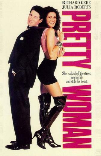 Garry Marshall'ın yönettiği film, Julia Roberts'a bugünkü ününü kazandırmıştı. Roberts da filmde bir telekızı canlandırıyordu... Güzel yıldıza bu filmde Richard Gere eşlik ediyordu.