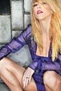 Hande Yener, bu pozuyla da yine Lady Gaga'ya benzetildi...