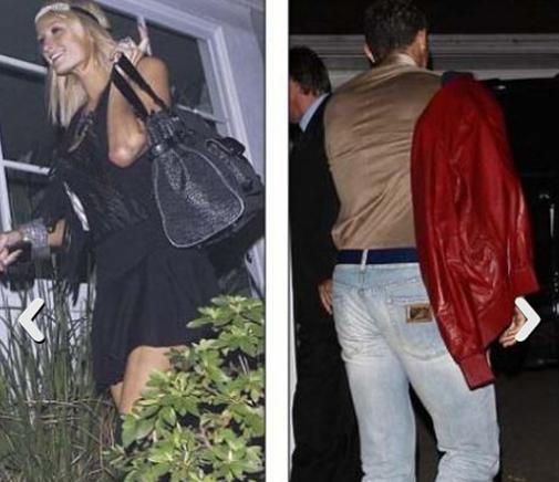 Ama Hilton ve Ronaldo ilişkisi uzun ömürlü olmadı.